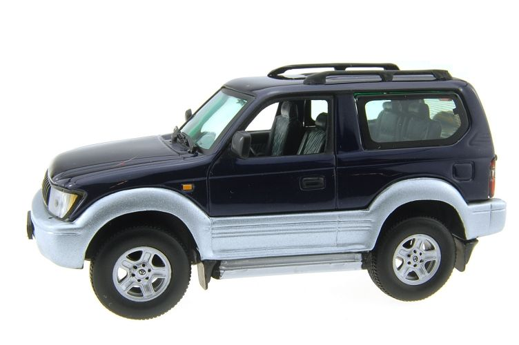 Toyota Land Cruiser Scale Models