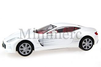Aston Martin One-77 Scale Model