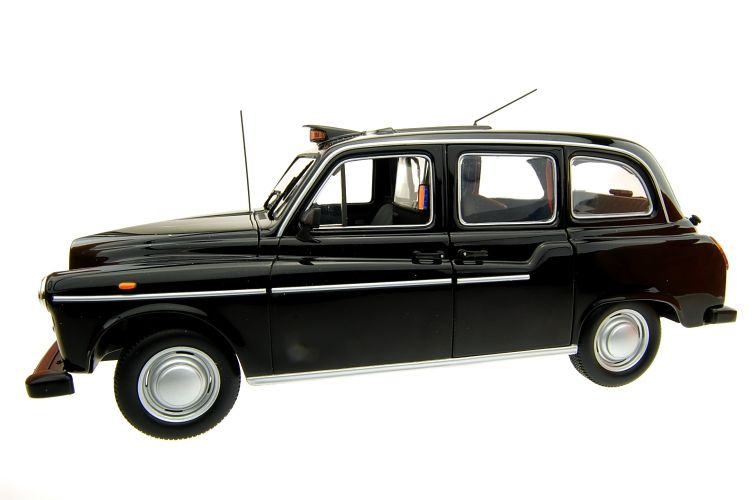TAXI Scale Models