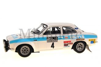 Ford Escort RS1600 Scale Model