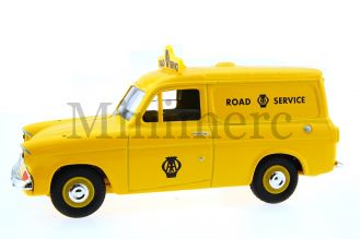 Ford Anglia Van Diecast Model