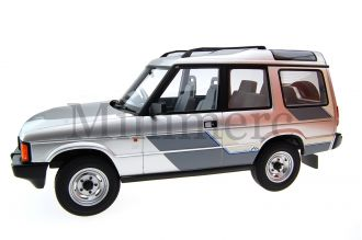 Land Rover Discovery MK1 Scale Model