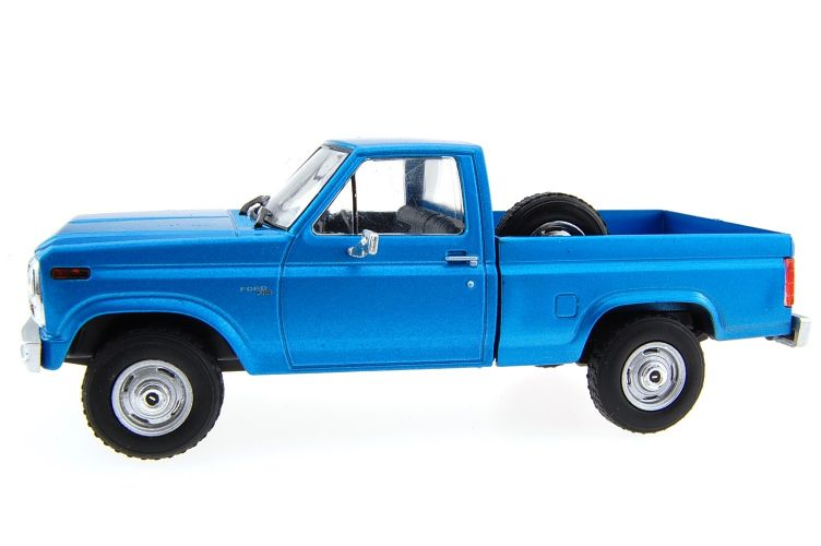 Ford F-100 Diecast Models
