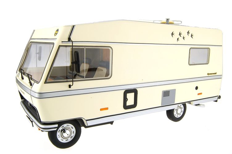Hymer Scale Models