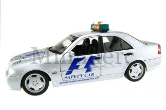C Class AMG Safety Car Diecast Model