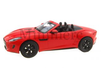 Jaguar F-Type V8 S Scale Model