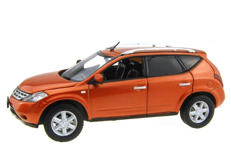 Nissan Murano Scale Models