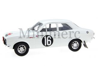 Ford Escort 1600 TC Scale Model