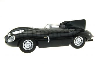 Jaguar Type D Scale Model