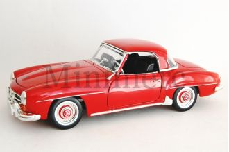 190 Sl Coupe Diecast Model