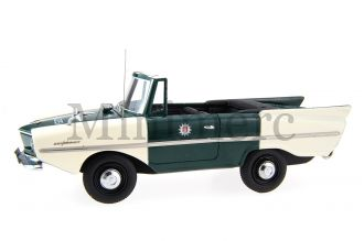Amphicar Polizei Hamburg Diecast Model