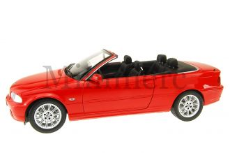BMW 328Ci Cabriolet Diecast Model