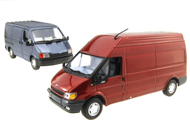 Ford Transit Diecast Models
