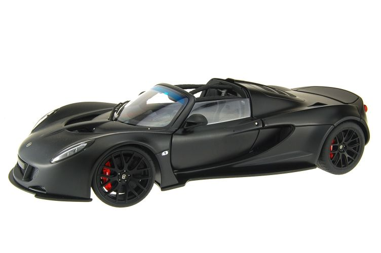 Hennessey Diecast Models