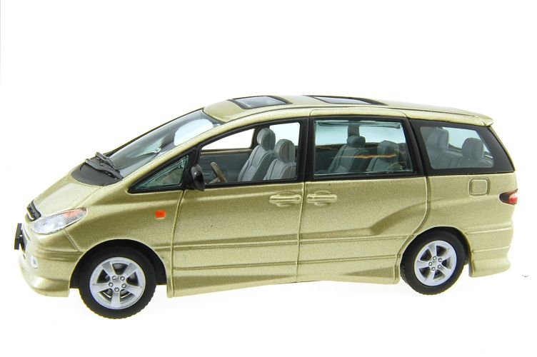 Toyota Previa Scale Models