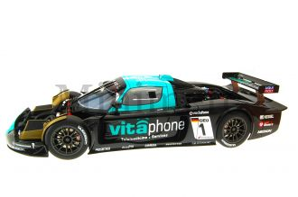Maserati MC12 FIA GT1 Diecast Model