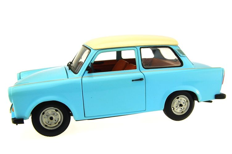 Trabant Scale Models
