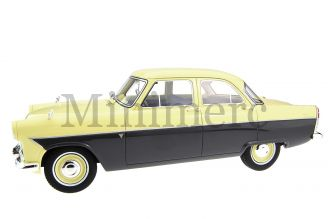 Ford Zodiac 206E Scale Model
