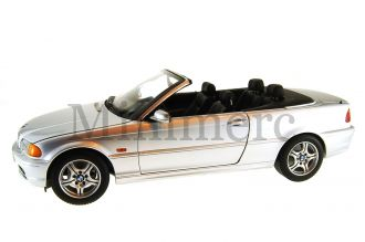 BMW 328i Cabriolet Diecast Model