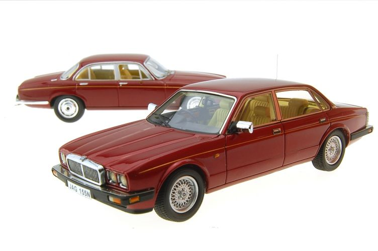 Jaguar Scale Models