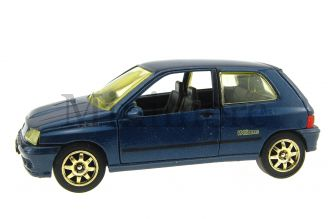 "Renault Clio ""Williams"" Diecast Model"