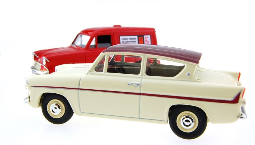 Ford Anglia Diecast Models