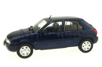 Ford Fiesta Scale Model