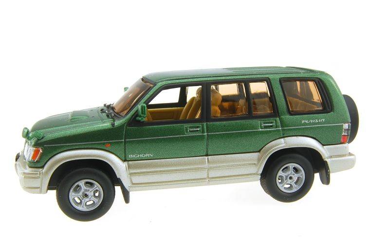 Isuzu Scale Models