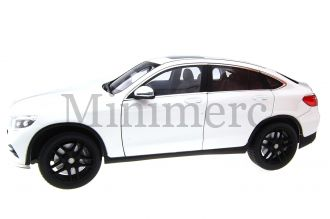 Mercedes GLC Scale Model