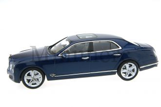 Bentley Mulsanne Speed Diecast Model