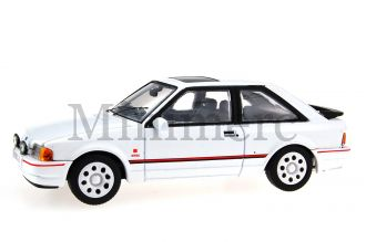 Ford Escort MK IV XR3i Diecast Model