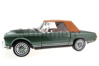 Mercedes 280 Sl Cabrio Diecast Model