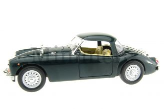 MG A Roadster Diecast Model