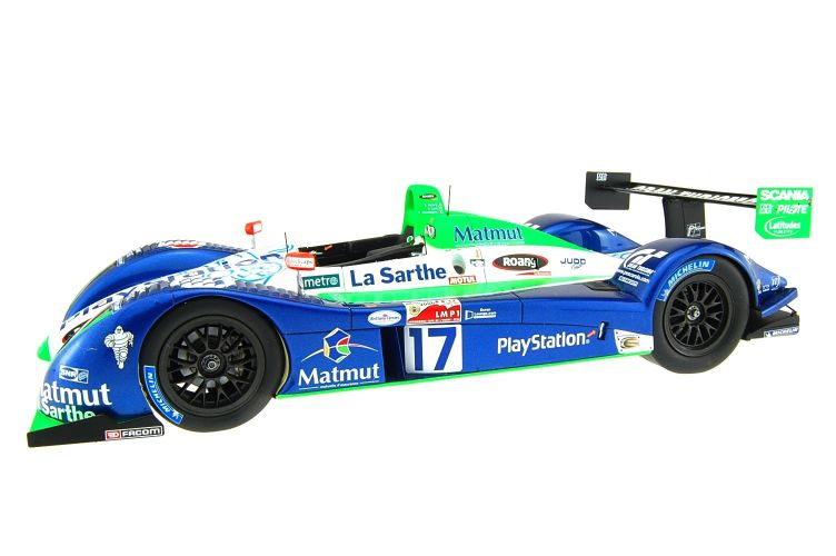 Pescarolo Scale Models