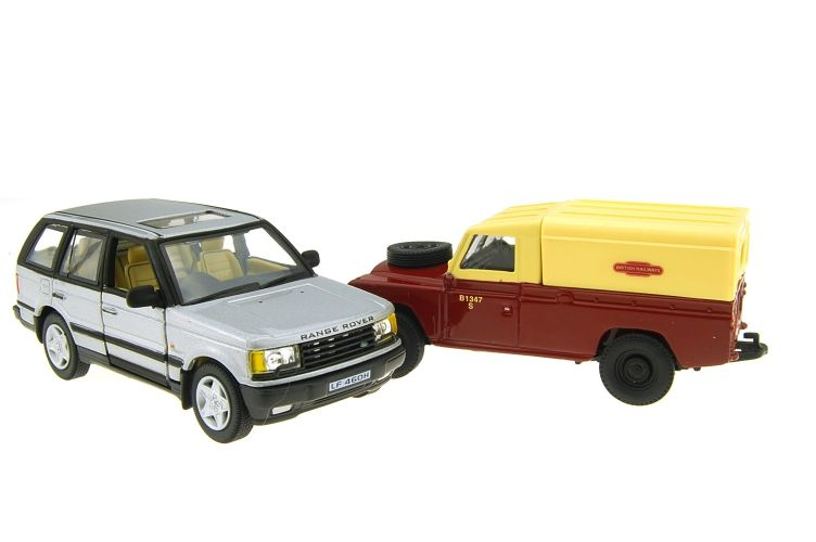Landrover Scale Models