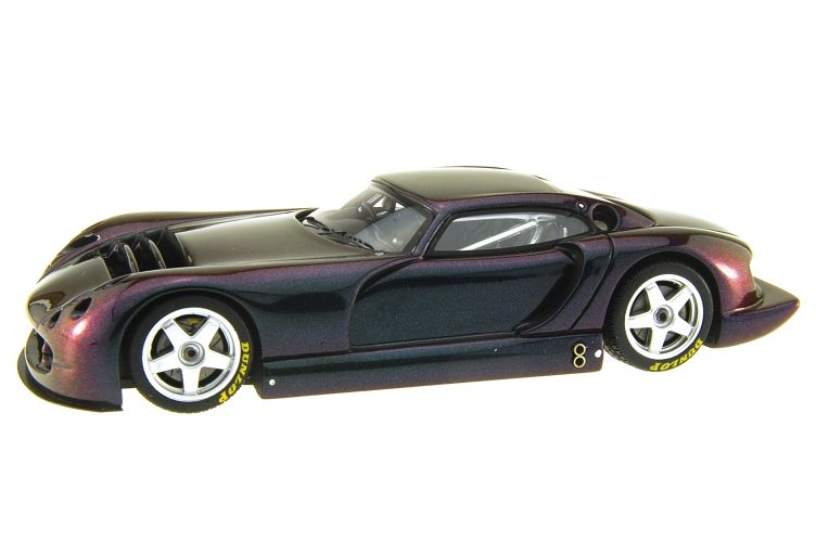 TVR Speed 12 Diecast Models