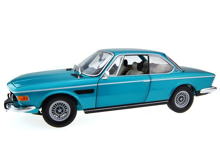 Bmw CS / CSi / CSL Diecast Models