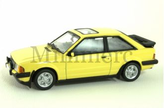 Ford Escort XR3 Scale Model