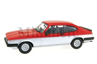 Ford Capri MkIII Diecast Model