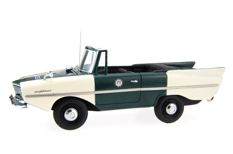 Amphicar Scale Models