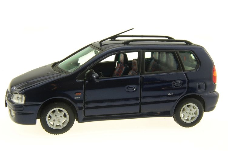 Mitsubishi Space Star Diecast Models
