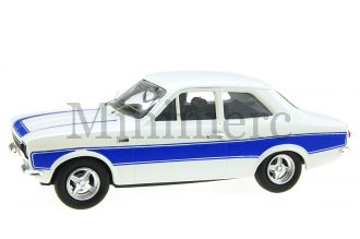 Ford Escort RS 2000 Scale Model