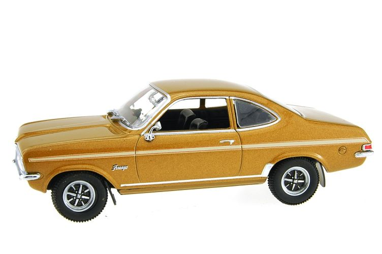 Vauxhall Firenza Scale Models