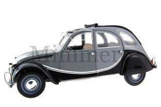 Citroen 2CV Charleston Diecast Model