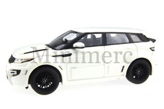 Range Rover Evoque Scale Model