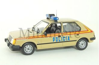 Talbot Horizon Police Scale Model