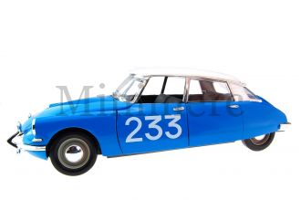 Citroen DS Rallye Diecast Model