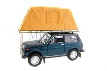 Lada Niva 'with roof tent' Diecast Model