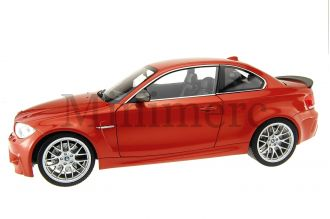 BMW 1er M Coupe Diecast Model