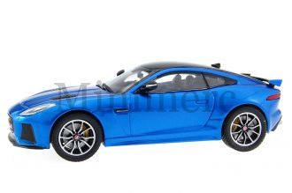 Jaguar F-Type SVR Scale Model